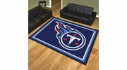 Fan Mats 17500  NFL - Tennessee Titans 8' x 10' Area Rug
