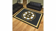 Fan Mats 17503  NHL - Boston Bruins 8' x 10' Area Rug