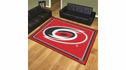 Fan Mats 17506  NHL - Carolina Hurricanes 8' x 10' Area Rug