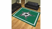 Fan Mats 17510  NHL - Dallas Stars 8' x 10' Area Rug