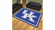 Fan Mats 17556  University of Kentucky Wildcats 8' x 10' Area Rug
