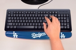 "Fan Mats 17803  MLB - Los Angeles Dodgers 2"" x 18"" Gel Wrist Rest"
