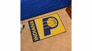 "Fan Mats 17913  NBA - Indiana Pacers 19"" x 30"" Starter Mat"