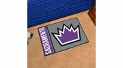 "Fan Mats 17928  NBA - Sacramento Kings 19"" x 30"" Starter Mat"
