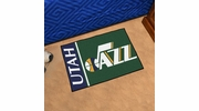 "Fan Mats 17931  NBA - Utah Jazz 19"" x 30"" Starter Mat"