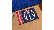 "Fan Mats 17932  NBA - Washington Wizards 19"" x 30"" Starter Mat"