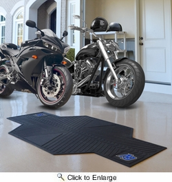 "Fan Mats 17940  Grand Valley State University Lakers 82.5"" x 42"" Motorcycle Mat"