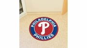 "Fan Mats 18146  MLB - Philadelphia Phillies 27"" diameter Roundel Mat"