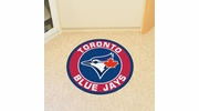 "Fan Mats 18154  MLB - Toronto Blue Jays 27"" diameter Roundel Mat"