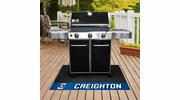 "Fan Mats 18311  Creighton University Bluejays 26"" x 42"" Grill Mat"