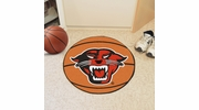"Fan Mats 18438  Davenport University Panthers 27"" diameter Basketball Mat"