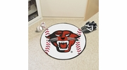 "Fan Mats 18439  Davenport University Panthers 27"" diameter Baseball Mat"