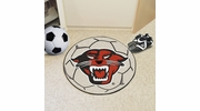 "Fan Mats 18440  Davenport University Panthers 27"" diameter Soccer Ball Mat"
