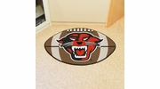 "Fan Mats 18441  Davenport University Panthers 20.5"" x 32.5"" Football Mat"