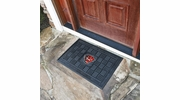 "Fan Mats 18446  Davenport University Panthers 19.5"" x 31.25"" Medallion Door Mat"