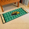 "Fan Mats 18589  University of Southern Mississippi Golden Eagles 30"" x 72"" Football Field Runner"