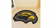Fan Mats 18590  University of Southern Mississippi Golden Eagles Mascot Mat