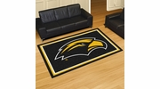 Fan Mats 18595  University of Southern Mississippi Golden Eagles 5' x 8' Area Rug