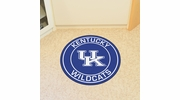 "Fan Mats 18614  University of Kentucky Wildcats 27"" diameter Roundel Mat"