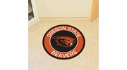 "Fan Mats 18633  Oregon State University Beavers 27"" diameter Roundel Mat"