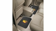 "Fan Mats 18671  Ferris State University Bulldogs 14"" x 17"" Utility Mats 2 per Package"