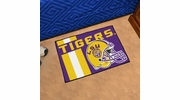 "Fan Mats 18754  Louisiana State University Tigers 19"" x 30"" Uniform Inspired Starter Mat"