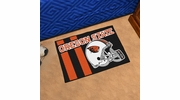 "Fan Mats 18772  Oregon State University Beavers 19"" x 30"" Uniform Inspired Starter Mat"