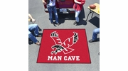 Fan Mats 18818  Eastern Washington University Eagles 5' x 6' Man Cave Tailgater Mat