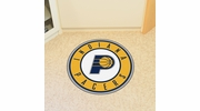 "Fan Mats 18837  NBA - Indiana Pacers 27"" diameter Roundel Mat"