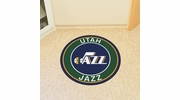 "Fan Mats 18854  NBA - Utah Jazz 27"" diameter Roundel Mat"