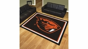 Fan Mats 18908  Oregon State University Beavers 8' x 10' Area Rug