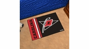 "Fan Mats 19257  NHL - Carolina Hurricanes 19"" x 30"" Starter Mat"