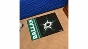 "Fan Mats 19261  NHL - Dallas Stars 19"" x 30"" Starter Mat"