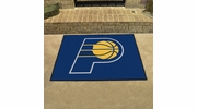"Fan Mats 19444  NBA - Indiana Pacers 33.75"" x 42.5"" All Star Mat"