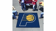 Fan Mats 19445  NBA - Indiana Pacers 5' x 6' Tailgater Mat