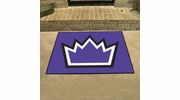 "Fan Mats 19473  NBA - Sacramento Kings 33.75"" x 42.5"" All Star Mat"