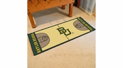"Fan Mats 19496  Baylor University Bears 30"" x 72"" NCAA Basketball Runner"
