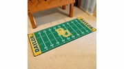 "Fan Mats 19497  Baylor University Bears 30"" x 72"" Football Field Runner"