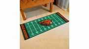 "Fan Mats 19543  Oregon State University Beavers 30"" x 72"" Football Field Runner"