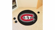 "Fan Mats 19549  St. Cloud State University Huskies 27"" diameter Puck Mat"