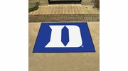 "Fan Mats 19570  Duke University Blue Devils 33.75"" x 42.5"" All Star Mat"