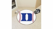 "Fan Mats 19571  Duke University Blue Devils 27"" diameter Baseball Mat"