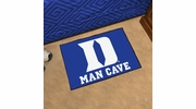 "Fan Mats 19577  Duke University Blue Devils 19"" x 30"" Man Cave Starter Mat"