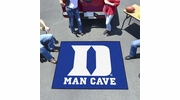 Fan Mats 19578  Duke University Blue Devils 5' x 6' Man Cave Tailgater Mat