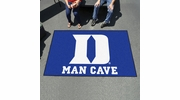 Fan Mats 19579  Duke University Blue Devils 5' x 8' Man Cave Ulti-Mat