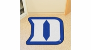 Fan Mats 19580  Duke University Blue Devils Mascot Mat