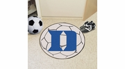 "Fan Mats 19582  Duke University Blue Devils 27"" diameter Soccer Ball Mat"
