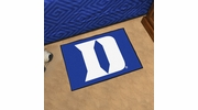 "Fan Mats 19583  Duke University Blue Devils 19"" x 30"" Starter Mat"