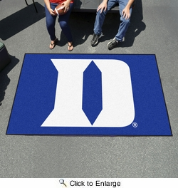 Fan Mats 19585  Duke University Blue Devils 5' x 8' Ulti-Mat