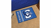 "Fan Mats 19642  Creighton University Bluejays 19"" x 30"" Uniform Inspired Starter Mat"